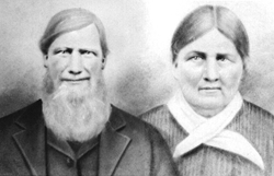 William (1824-1902) & Sarah (Varney) Curry (1837-1910)