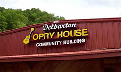 Delbarton Opry House & Community Center